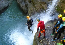 Canyoning Level 1 - Action für Einsteiger
