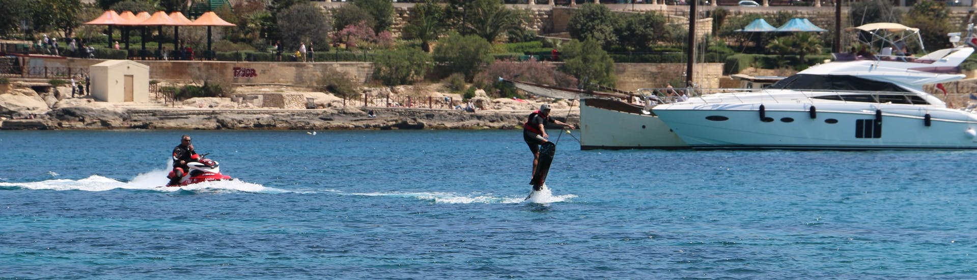 Hoverboard - Spinola Bay
