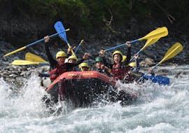Rafting Halbtagestour für Jedermann - Vorderrhein