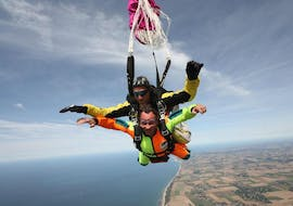 Tandem Skydive from 3000m - Le Havre