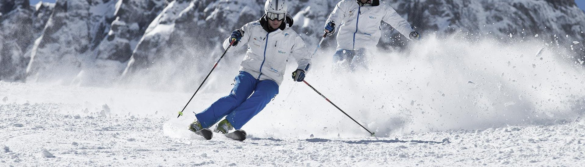 Skiing Lessons for Adults - Weekend with Skischule Egon Hirt - Hero image