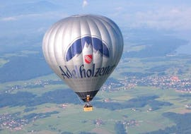 Balloon Ride in the Pre-Alps at Chiemsee