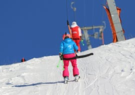 """Kids Ski Lessons """"All-in-One"""" (4-14 y.) for Advanced Skiers with Skischule Pfunds"""