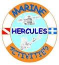 Logo Hercules Marine Activities Corfu