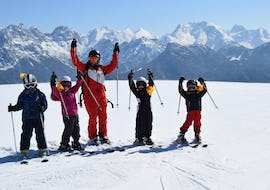 """Ski Lessons """"All-in-One"""" for Kids (4-11 years) - Beginner"""