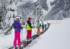 Skikurs für Kinder (3-14 Jahre) - Anfänger