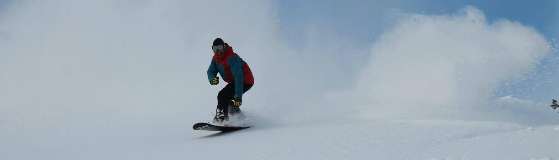 Kids Snowboarding Lessons (up to 9 y.) with Equipment