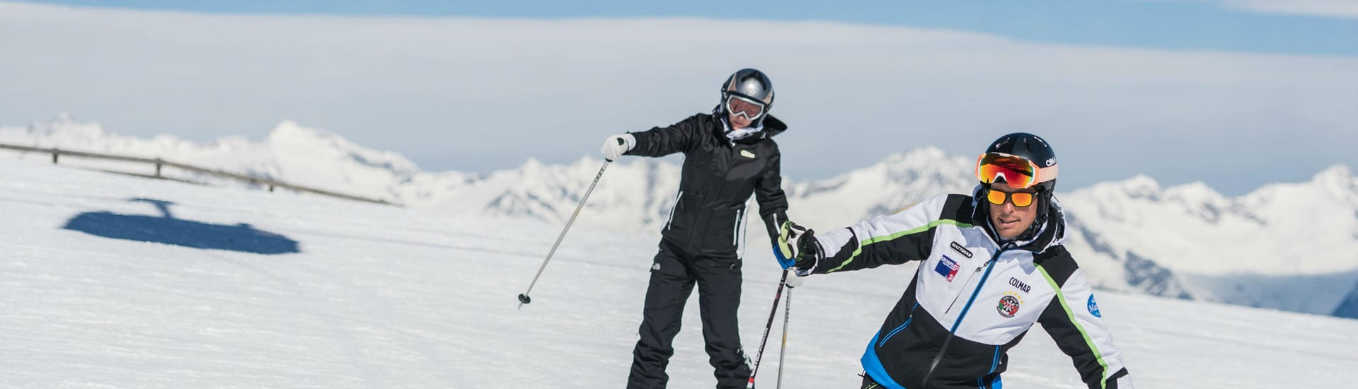 Ski Lessons for Adults - Half Day