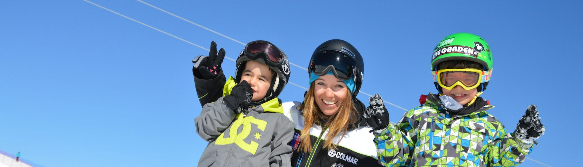 Ski Instructor Private for Kids & Youngsters