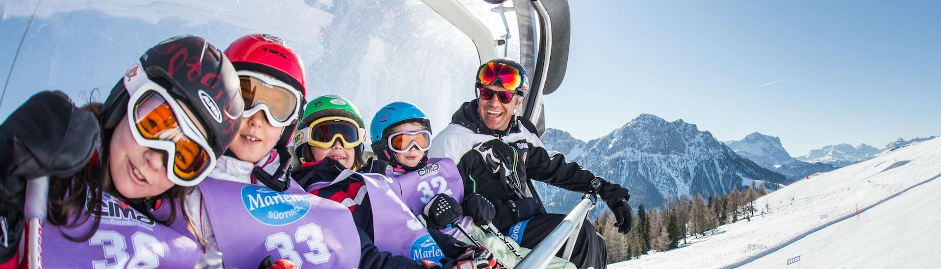 Trial Kids Ski Lessons for Toddlers (3 y.)