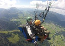 "Tandem Paragliding ""Panorama"" - Kössen"