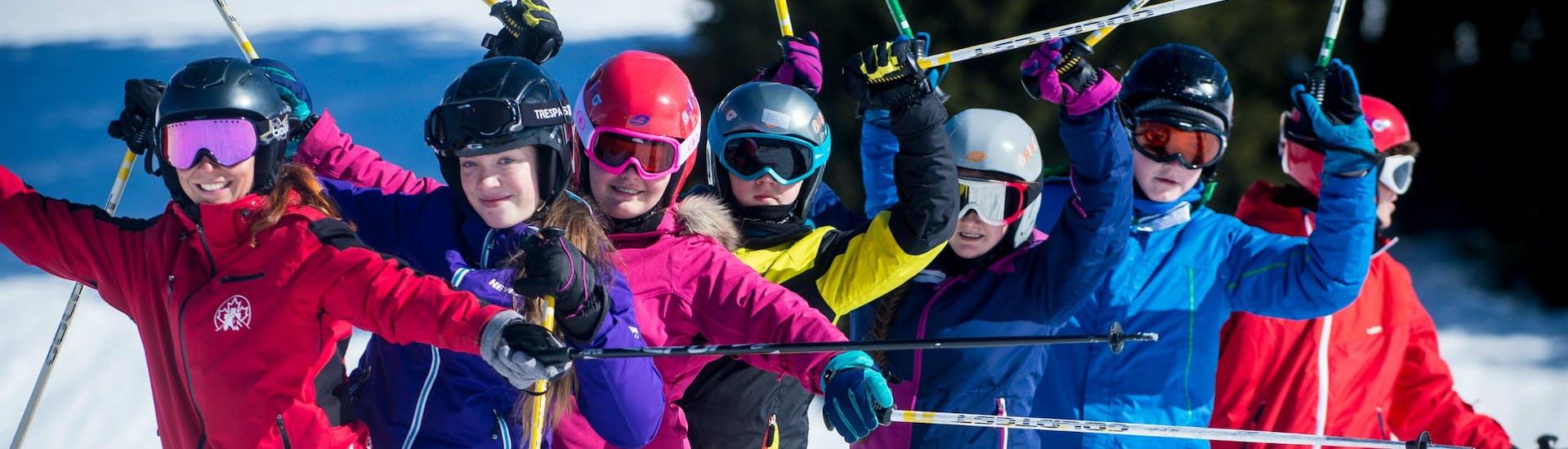 Cours particulier de ski Enfants (dès 5 ans)