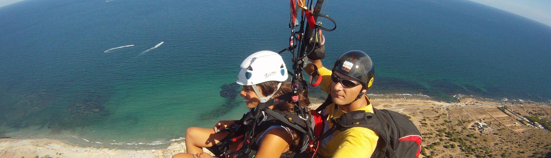 "Tandem Paragliding ""Panorama Flight"" - Costa Blanca"