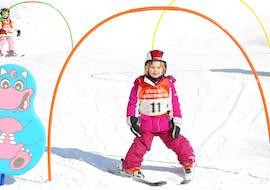 """Ski Lessons """"Zwergerl"""" (3-4 years) - Beginners"""