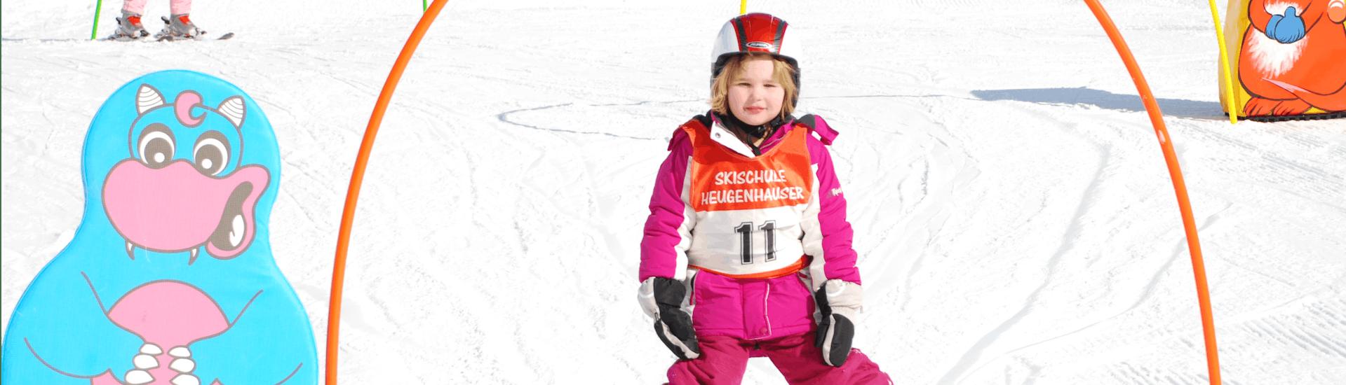 "Skilessen ""Zwergerl"" (3-4 jaar) - Beginners"