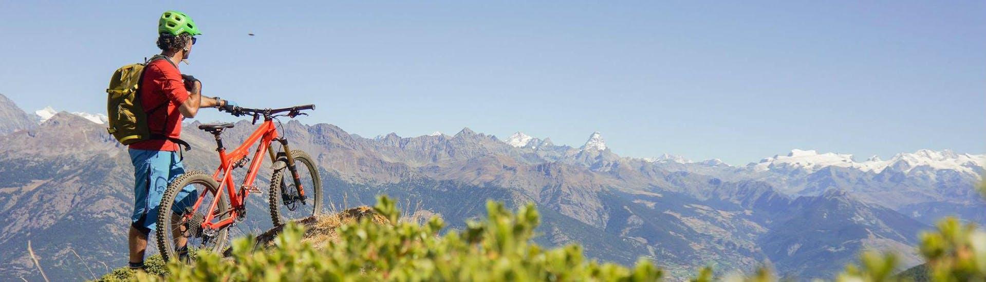 Mountain Bike Enduro Training - Eschach