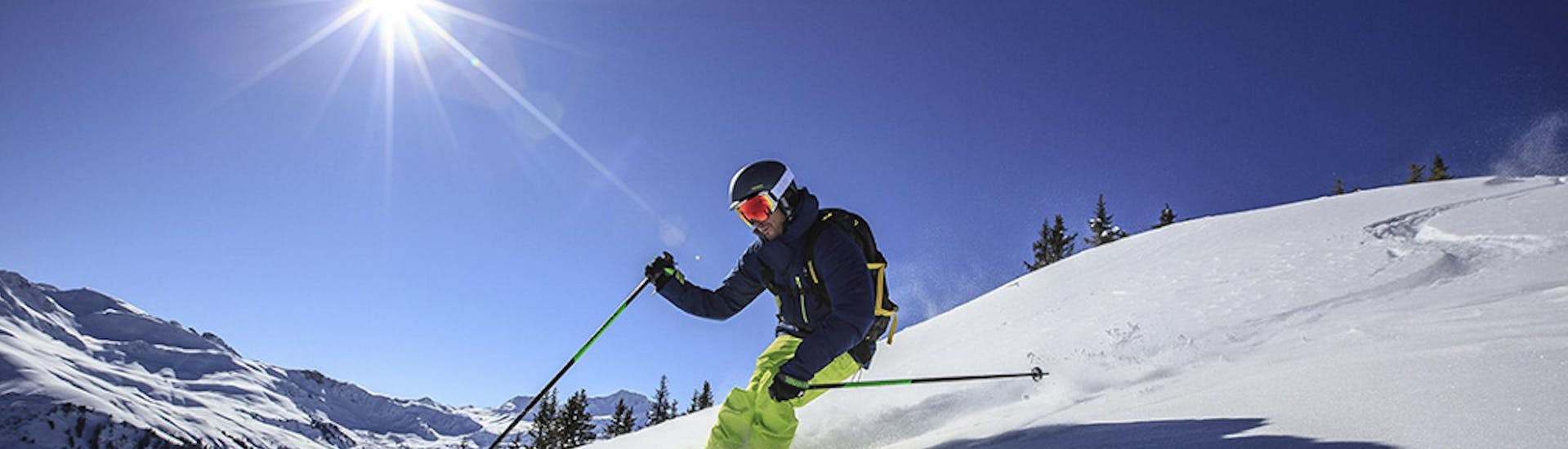 Private Ski Lessons for Adults of All Levels with Alpin Skischule Patscherkofel - Hero image
