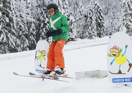 Ski Lessons for Kids (3-14 years) - Advanced