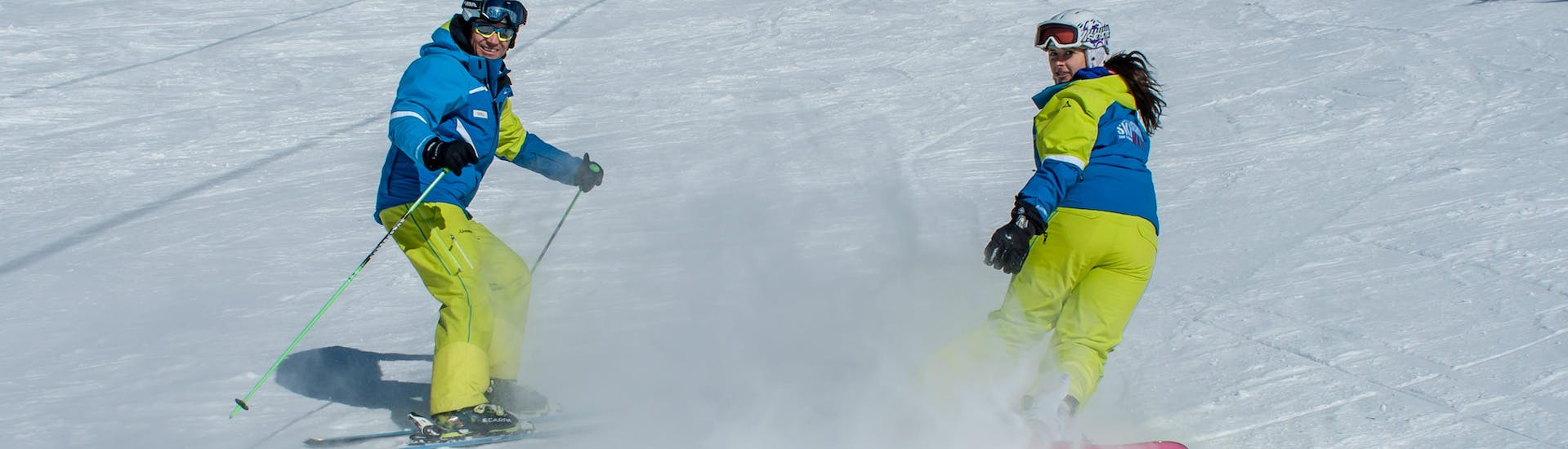 """Adult Ski Lessons """"All-in-One"""" for All Levels"""