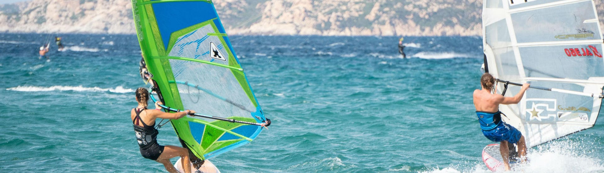 Private Windsurfing Lessons - All Levels
