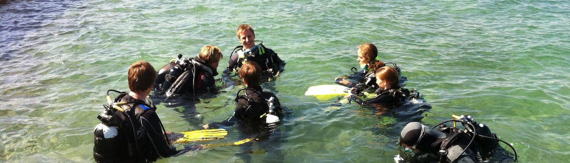 IAC Open Water Diver Course in Malinska for Beginners