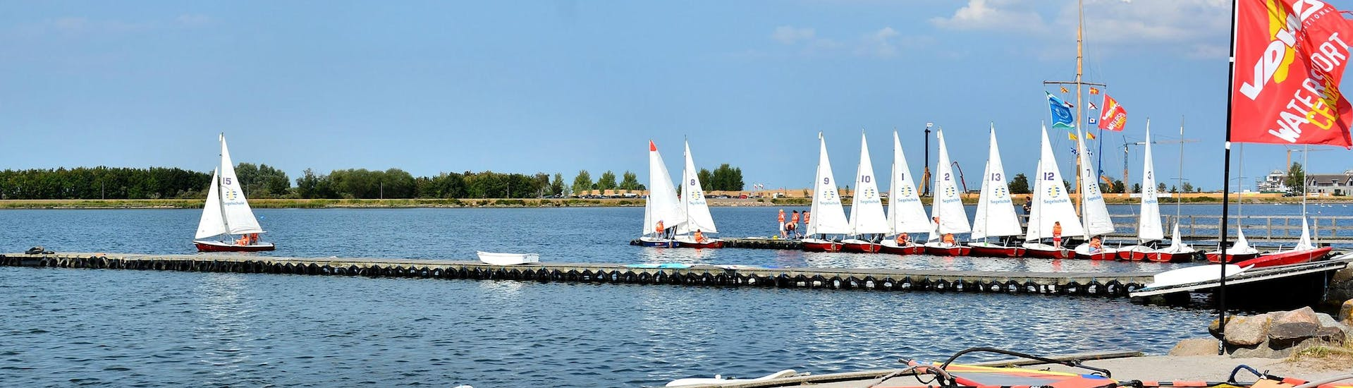 Windsurfing Lessons for Advanced - Heiligenhafen