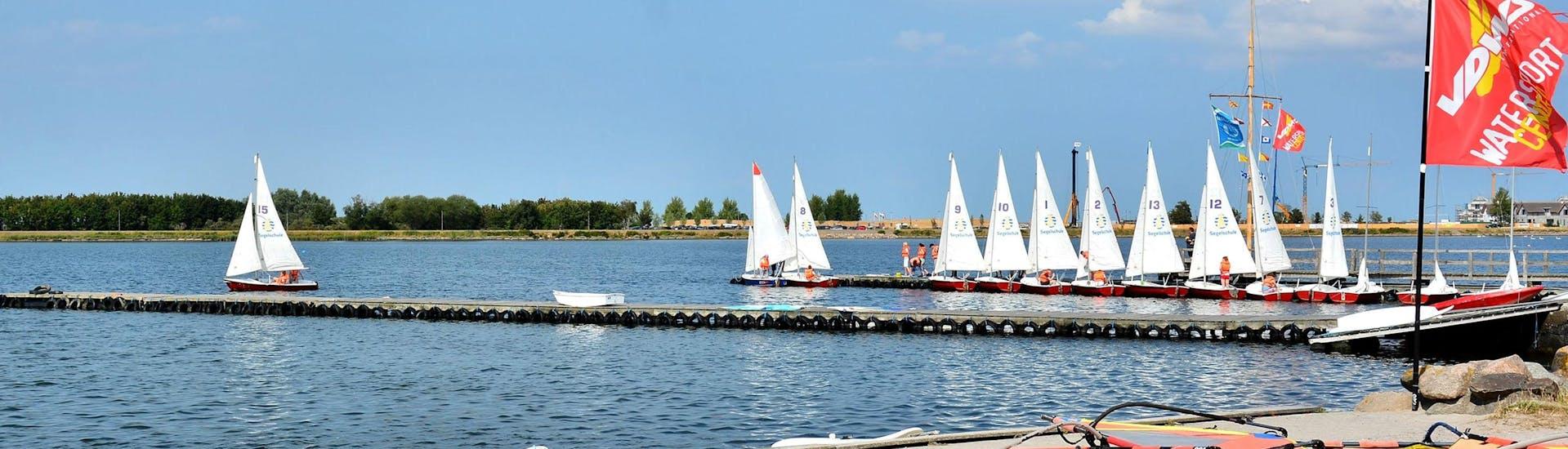 "Windsurfing Lessons ""SAC Step Freestyle"" - Heiligenhafen"