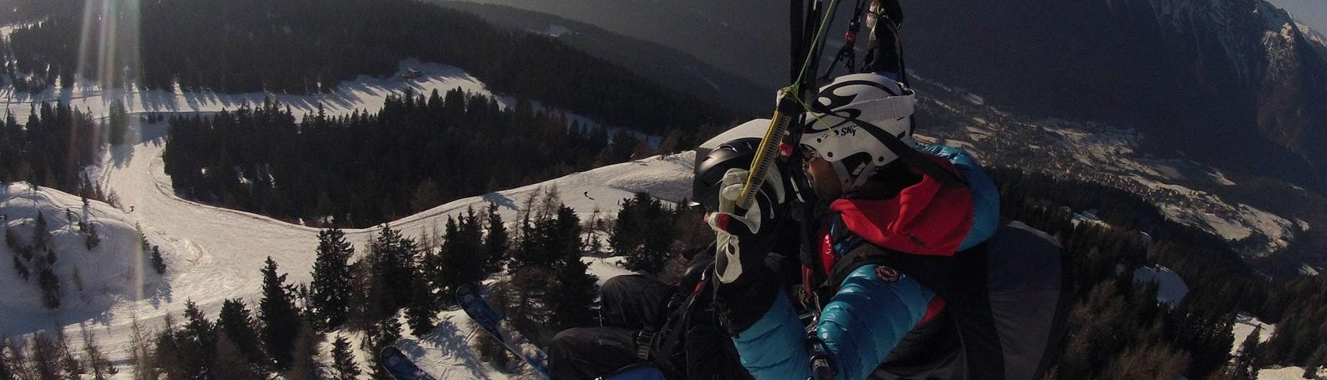 tandem-paragliding-in-andalo-winter-ifly-tandem-hero