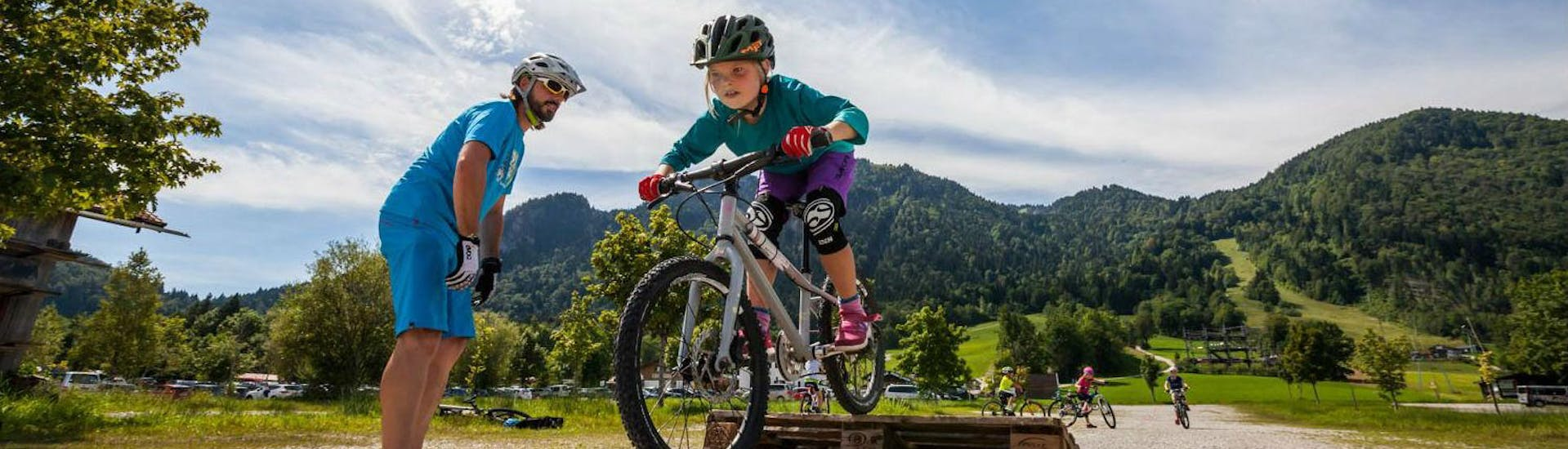 Mountain Bike Training for Kids - All Levels - Lenggries