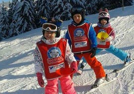 """Kinder-Skikurs """"Halbtags"""" (3-12 J.) für alle Levels"""
