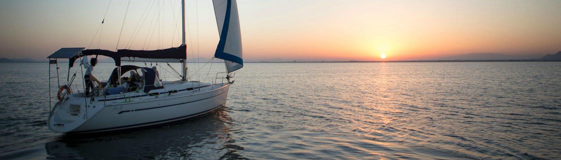 Paseo en Velero en el Mediterráneo a petición- Primavera