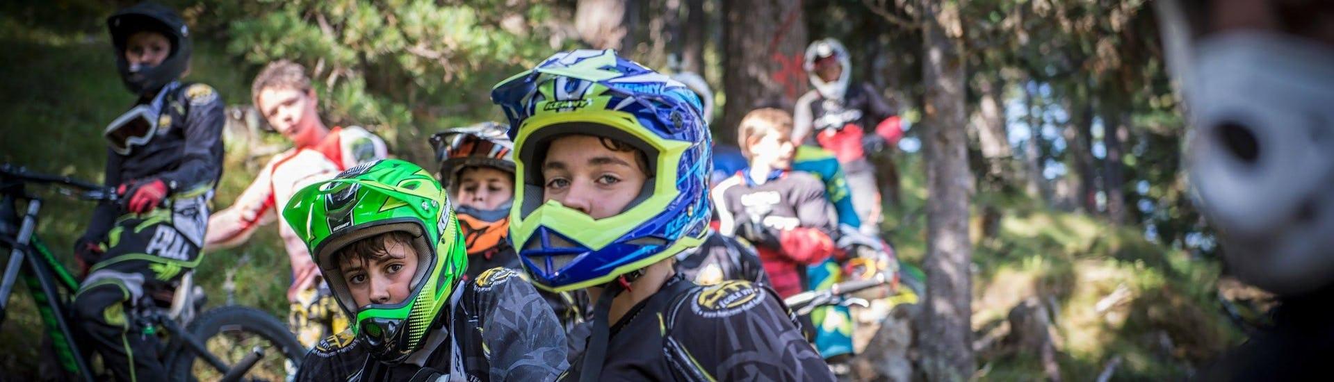 """Stage VTT """"Rider"""" pour Enfants (dès 8 ans) - Tous Niveaux"""