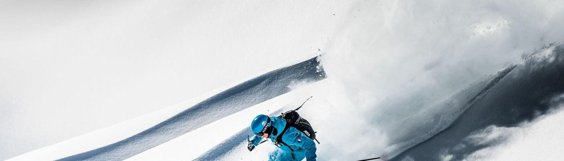 Freeride Instructor Private - All Ages & Levels