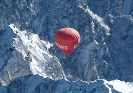 Hot Air Balloon Flight across the Dolomites