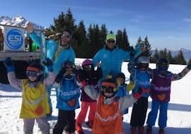 Cours de ski pour Enfants (6-16 ans) - Tous niveaux