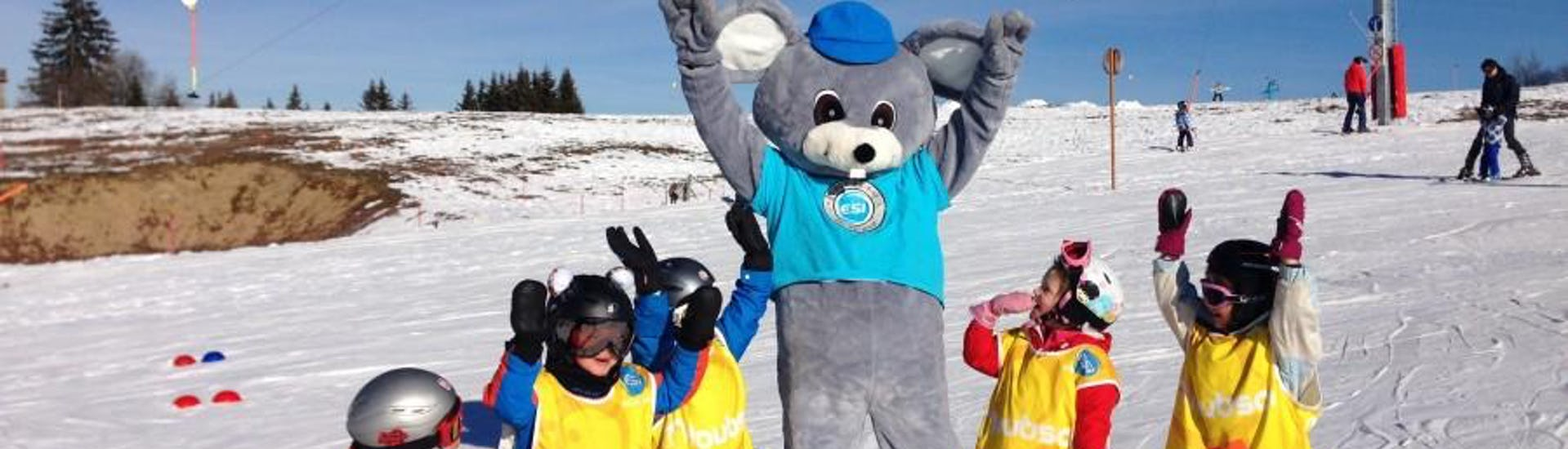 Ski Lessons for Kids (4-6 years) - February Holidays