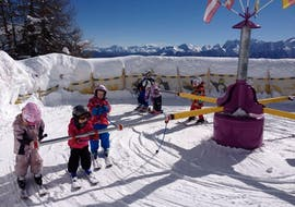 """Kids Ski Lessons """"Playground"""" (from 3 y.)"""