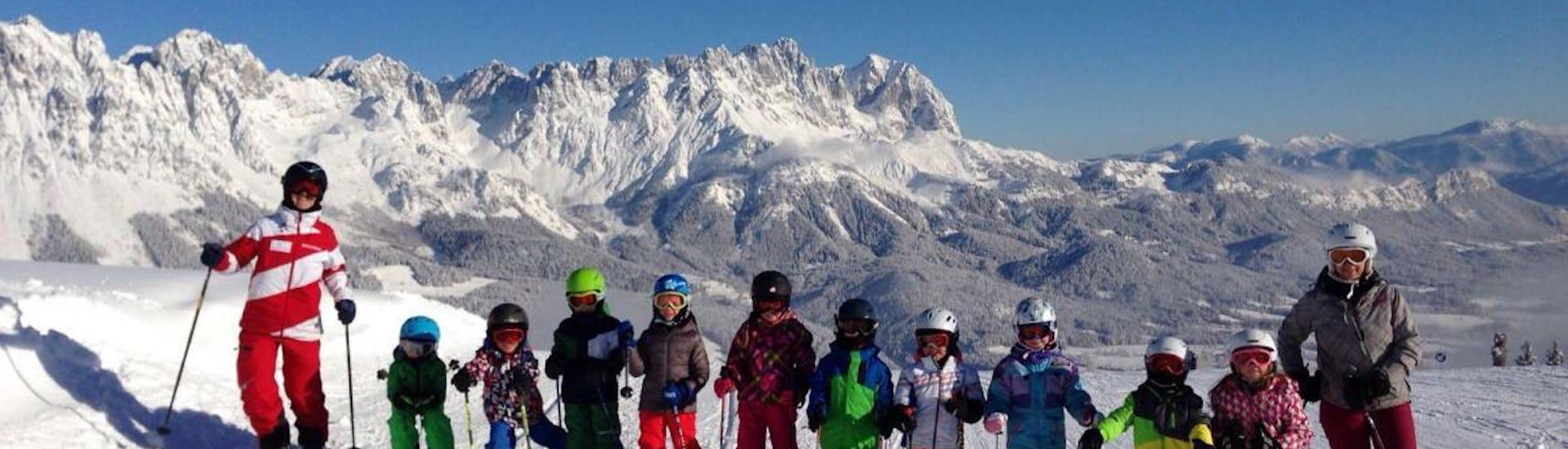 Skikurs für Kinder (3-14 Jahre) - Fortgeschritten