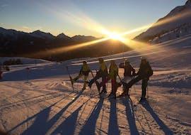 Privé skilessen voor volwassenen voor alle niveaus met Scuola di Sci Val di Fiemme
