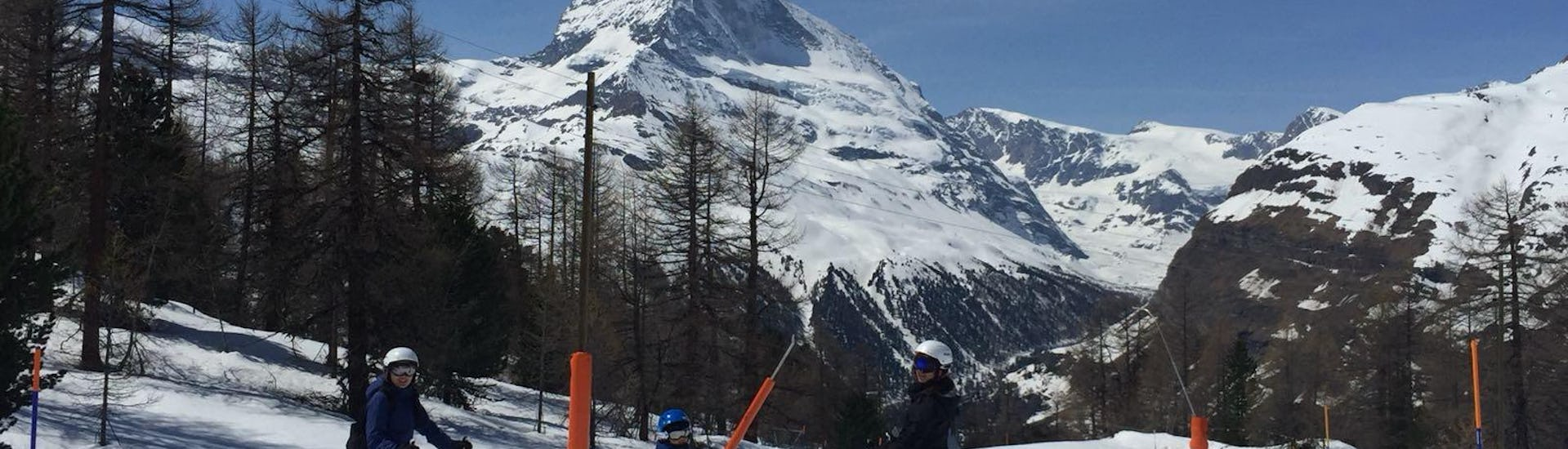 Ski Instructor Private for Families - Afternoon Class