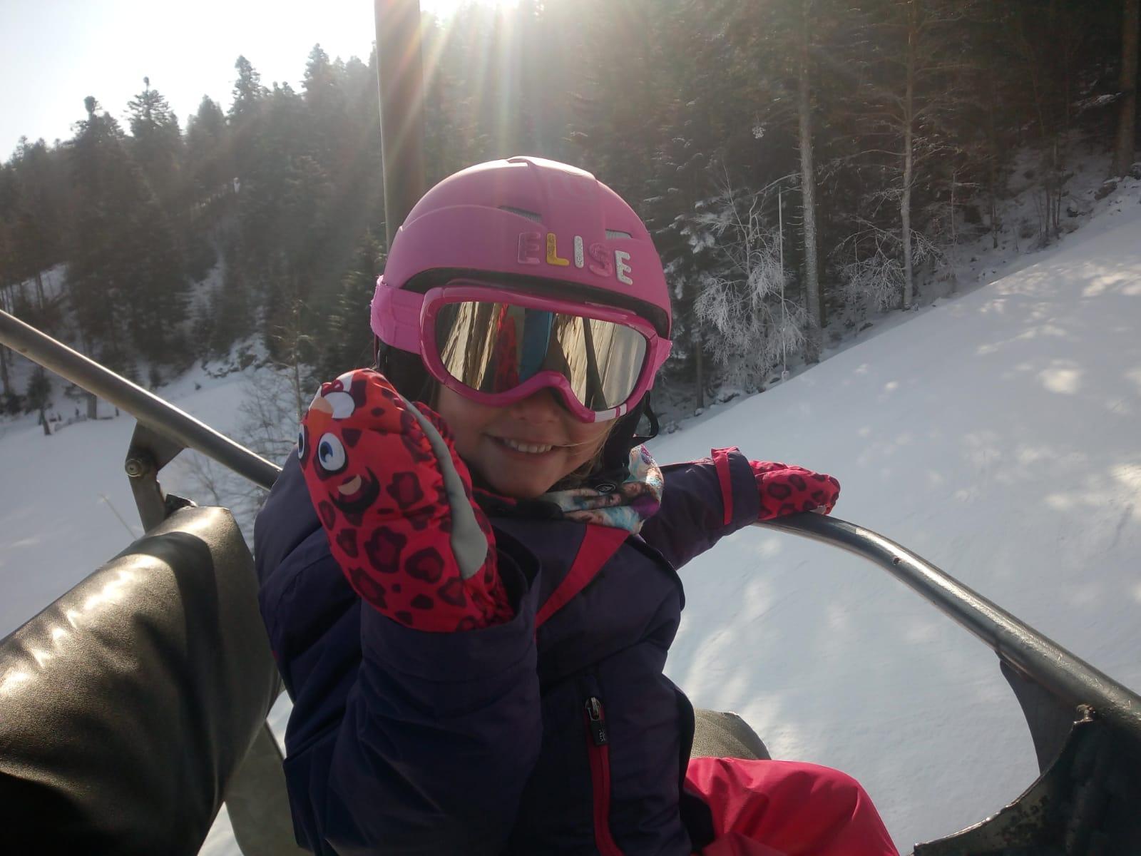 Lezioni private di sci per bambini a partire da 4 anni per tutti i livelli