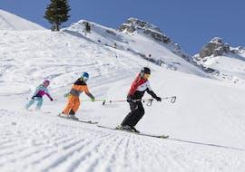 Cours de ski Enfants (à partir de 4 ans) - Expérimentés avec Skischule Stubai Tirol