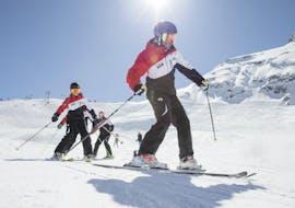 Skilessen voor kinderen - beginners met Skischule Stubai Tirol
