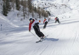Skiing Advanced Course for Adults