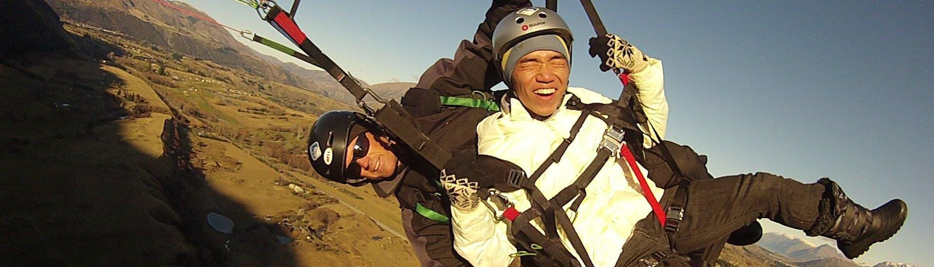 "Tandem Paragliding ""Adventure"" - Lazio with Sky Experience - Hero image"