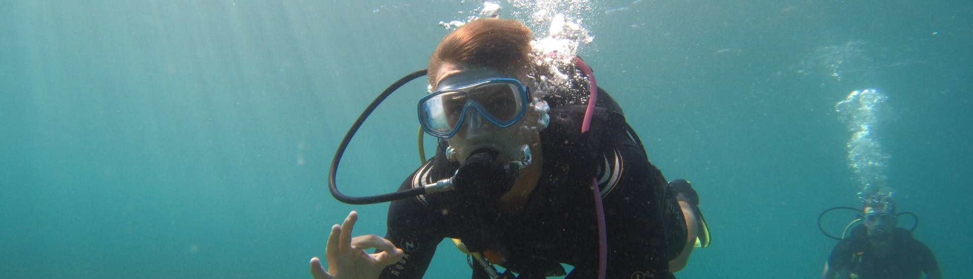 Discover Scuba Diving for Beginners in Rhodes with Lepia Dive Centre Rhodes - Hero image