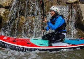 SUP on the Adige - River Tour