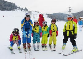 Ski Lessons for Kids (4-15 years) - Advanced