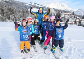 Kids Ski Lessons (4-16 y.) for All Levels