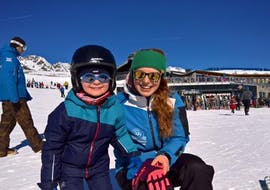 Private Ski Lessons for Kids at Serlesbahnen Mieders